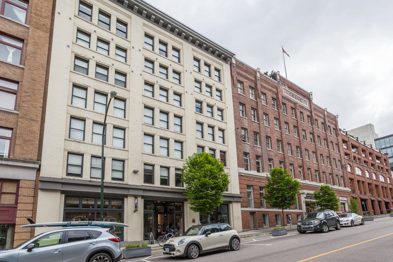 Main Photo: 801 528 BEATTY Street in Vancouver: Downtown VW Condo for sale (Vancouver West)  : MLS®# R2168923
