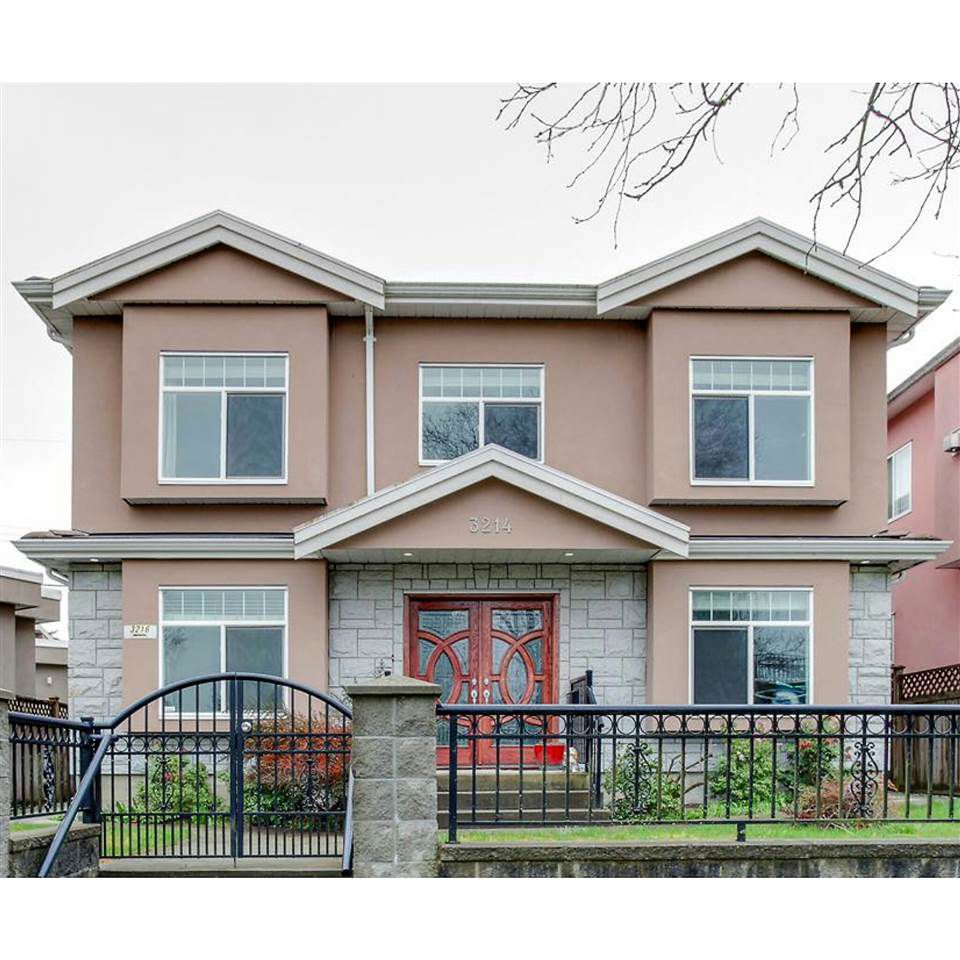 Main Photo: 3214 MATAPAN Crescent in Vancouver: Renfrew Heights House for sale (Vancouver East)  : MLS®# R2182480