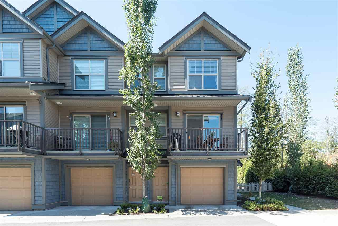 "Main Photo: 22 7121 192 Street in Surrey: Clayton Townhouse for sale in ""Allegro"" (Cloverdale)  : MLS®# R2207040"
