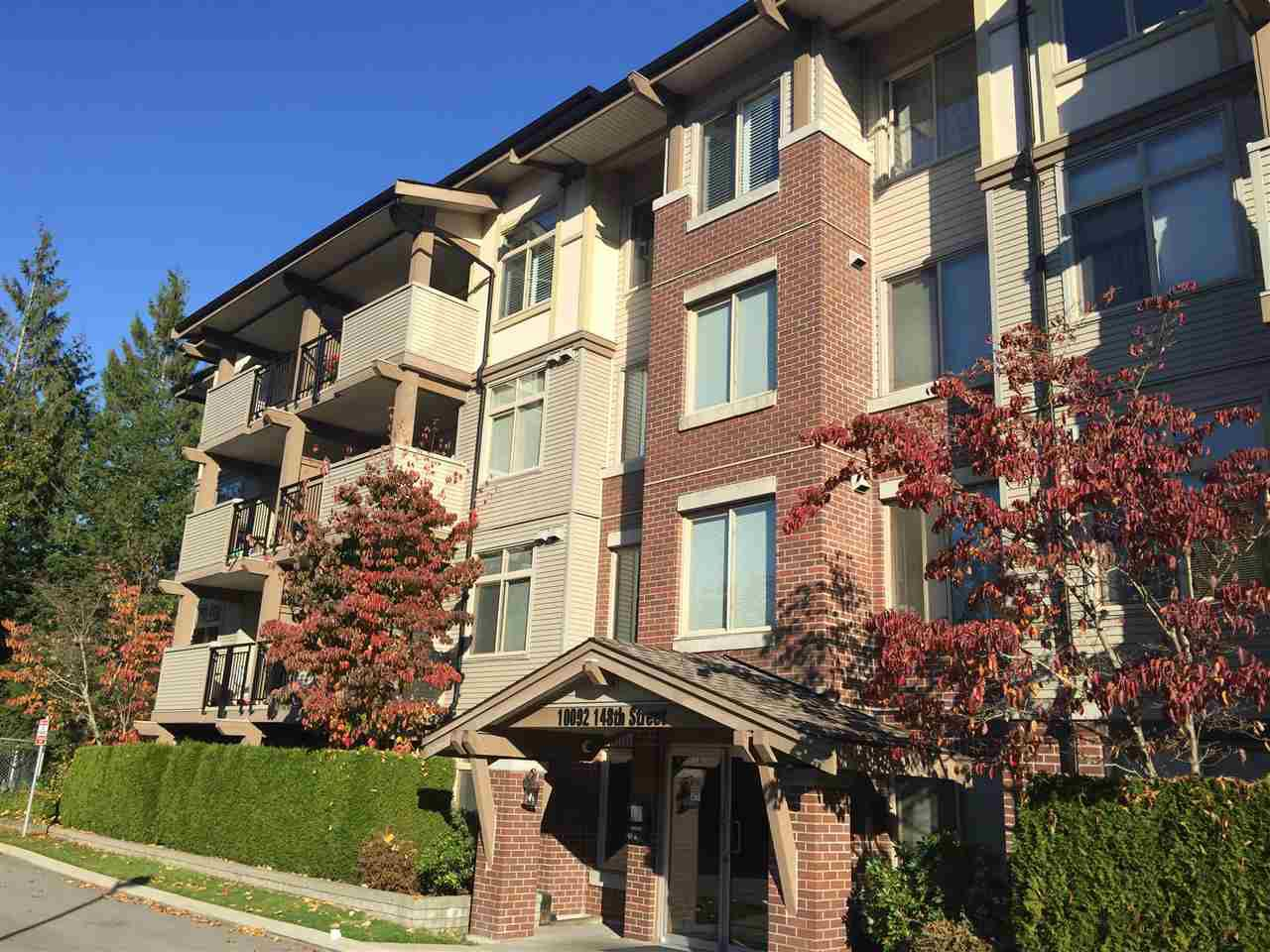 Main Photo: 404 10092 148 Street in Surrey: Guildford Condo for sale (North Surrey)  : MLS®# R2223272