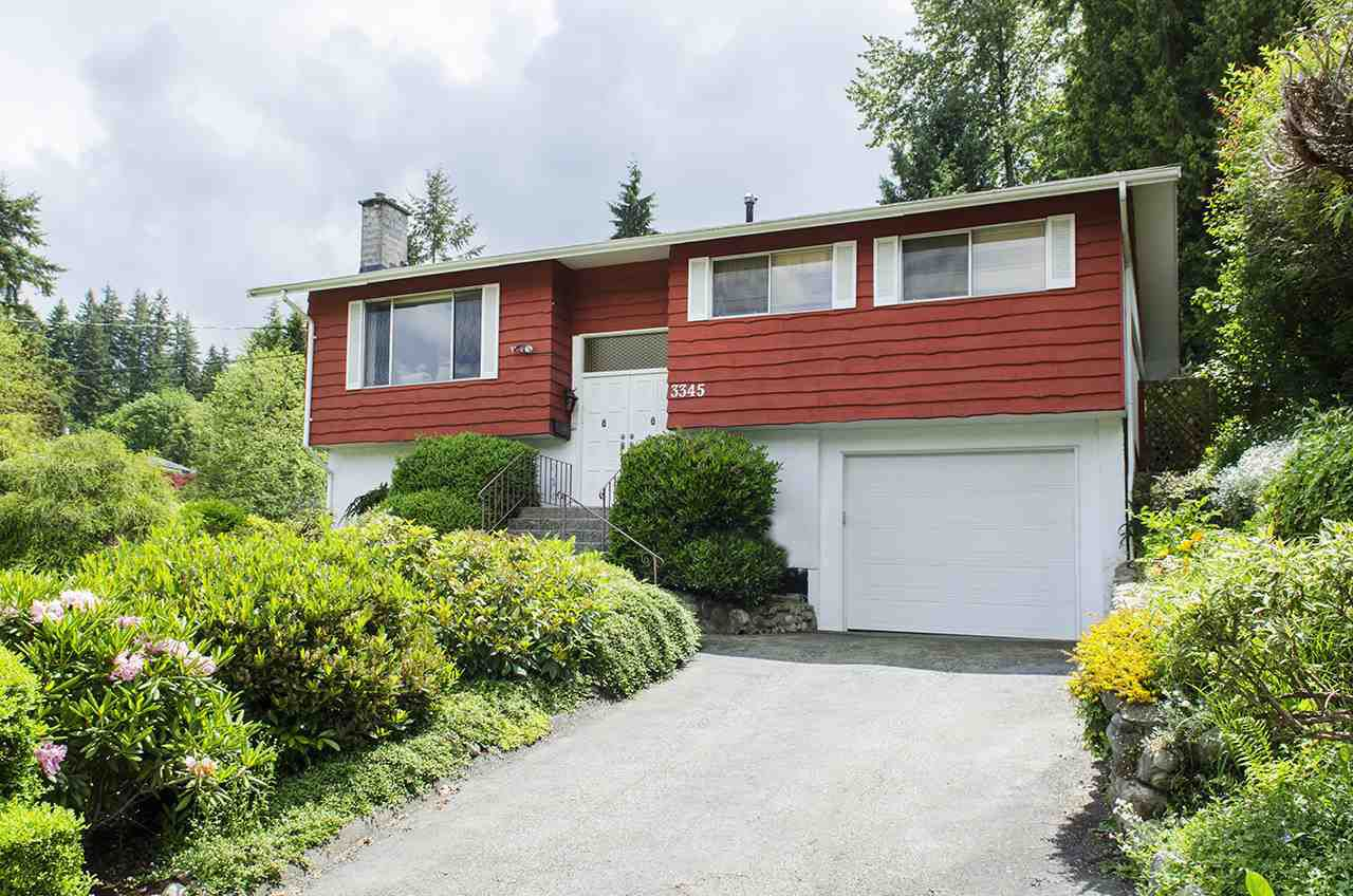 Main Photo: 3345 HENRY STREET in Port Moody: Port Moody Centre House for sale : MLS®# R2176365