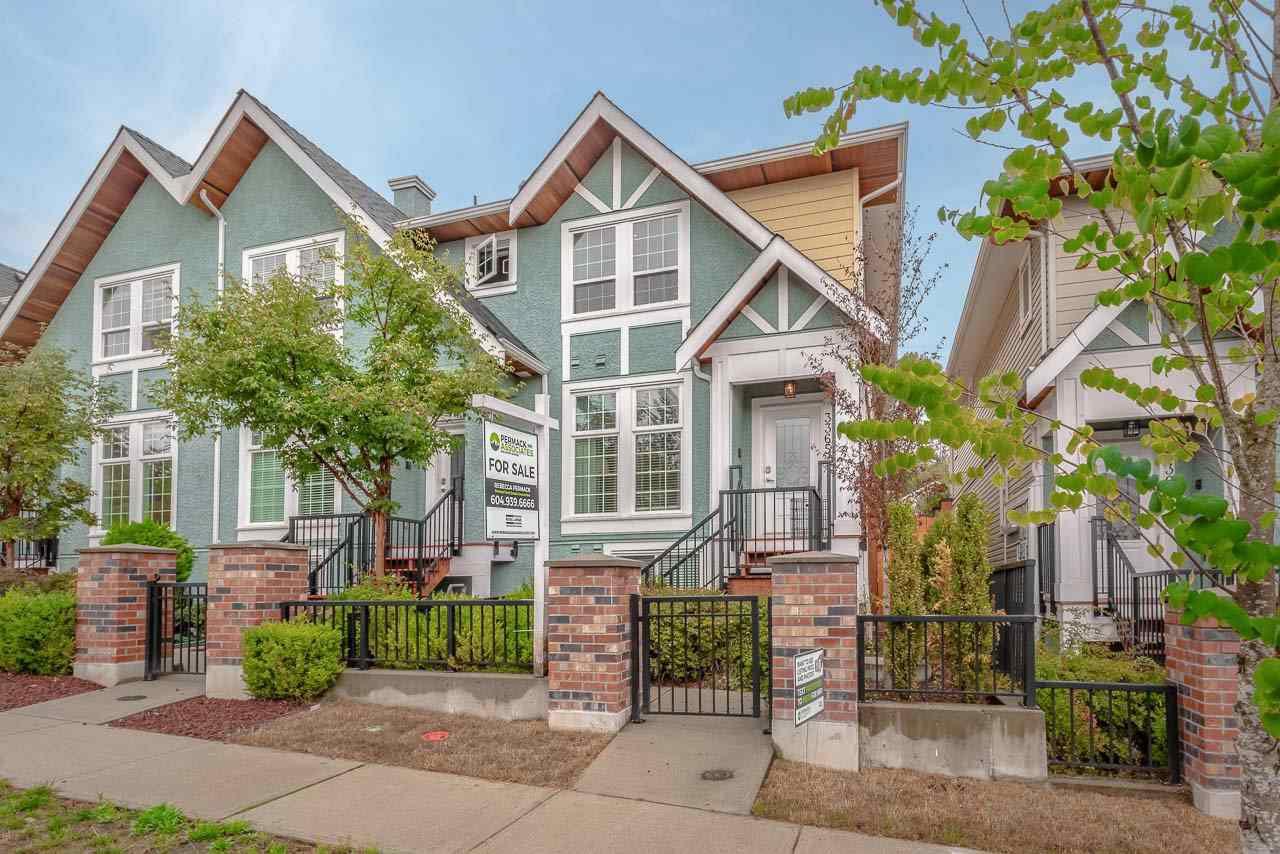 """Main Photo: 3365 CARMELO Avenue in Coquitlam: Burke Mountain Condo for sale in """"THE BRAE"""" : MLS®# R2306182"""