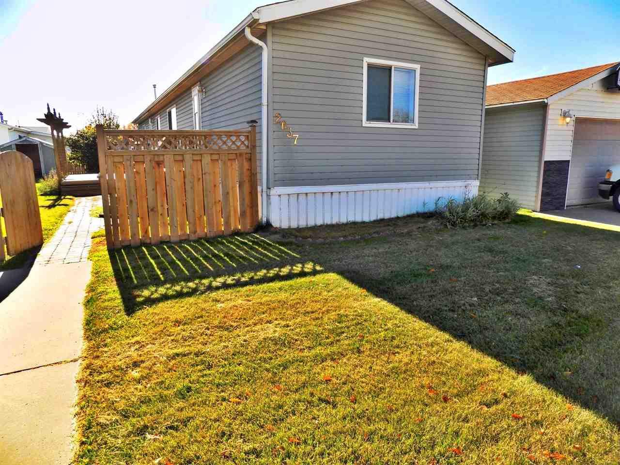 Main Photo: 2637 10770 Winterburn Road in Edmonton: Zone 59 Mobile for sale : MLS®# E4130682