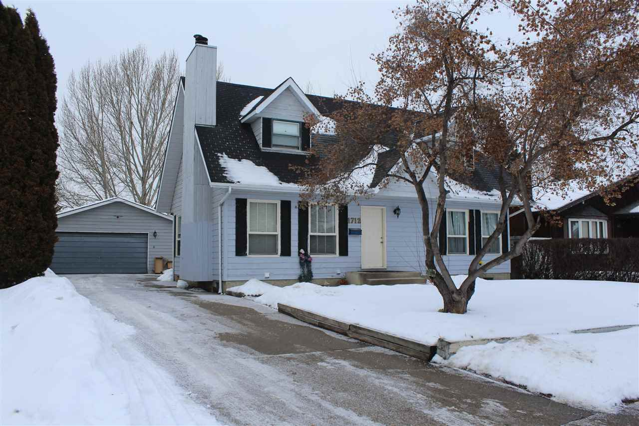 Main Photo: 1712 65 Street in Edmonton: Zone 29 House for sale : MLS®# E4139498