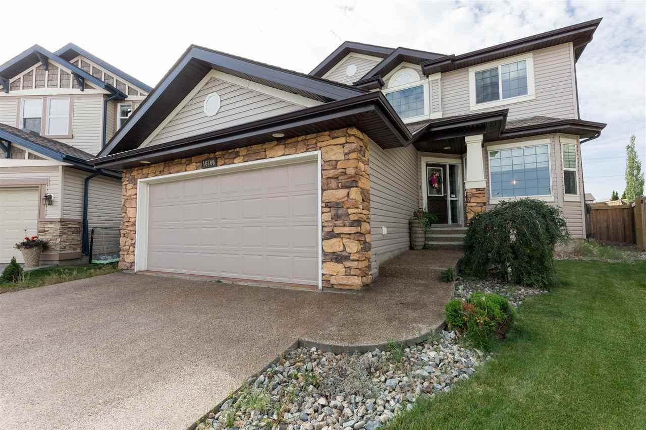 Main Photo: 16706 57A Street in Edmonton: Zone 03 House for sale : MLS®# E4139973