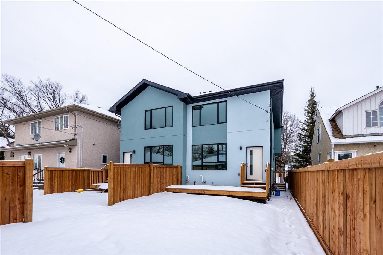 Photo 29: Photos: 11155 77 Avenue in Edmonton: Zone 15 House Half Duplex for sale : MLS®# E4145275