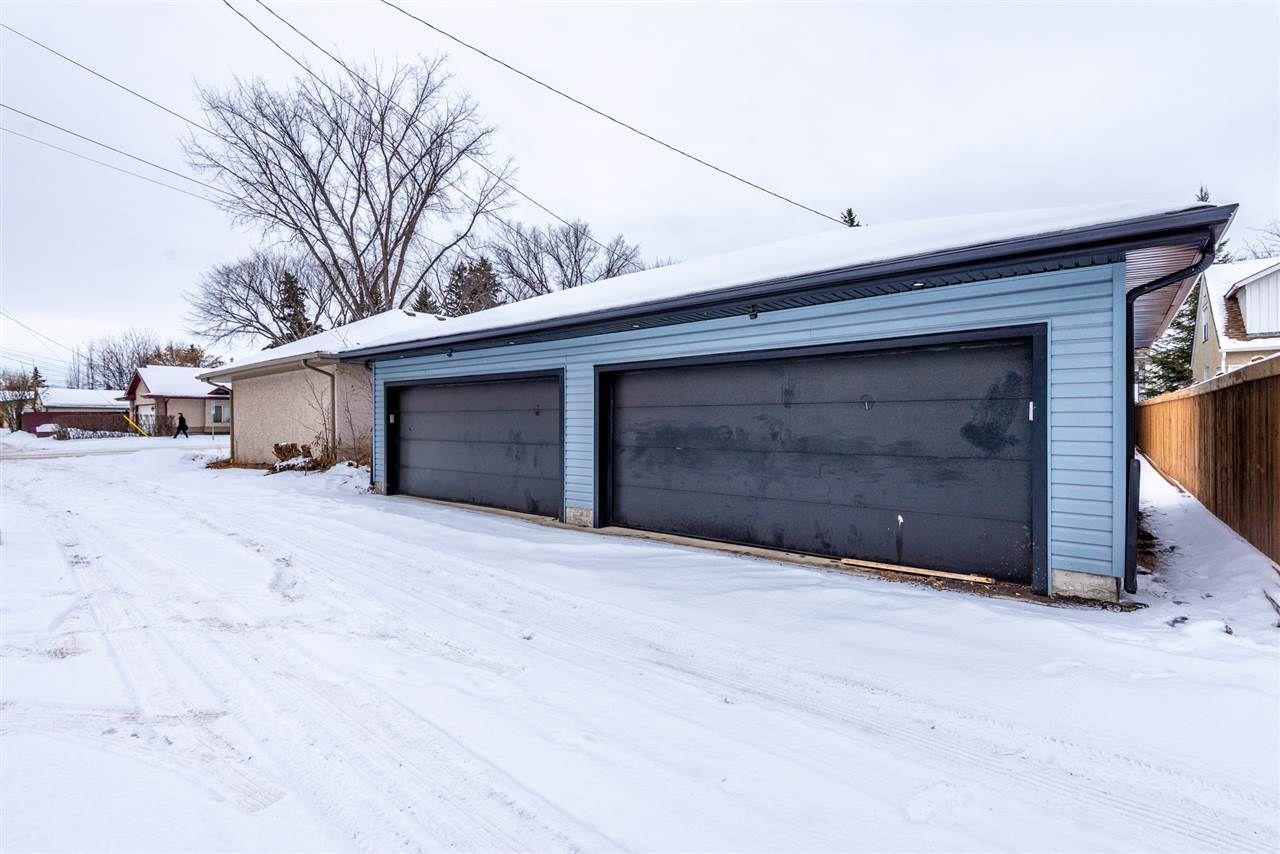 Photo 30: Photos: 11155 77 Avenue in Edmonton: Zone 15 House Half Duplex for sale : MLS®# E4145275