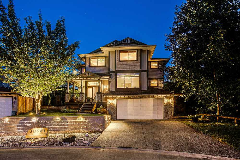 "Main Photo: 10651 KIMOLA Way in Maple Ridge: Albion House for sale in ""Uplands at Maple Crest"" : MLS®# R2369844"