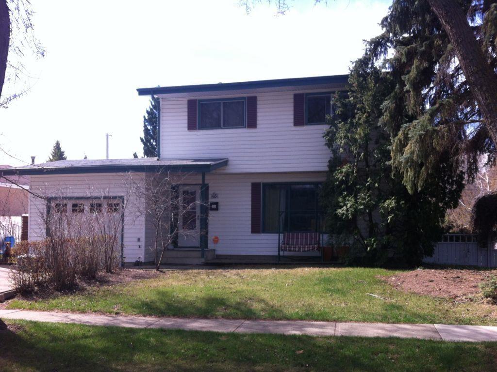 Main Photo: 93 Salisbury Avenue: St. Albert House for sale : MLS®# E4160117