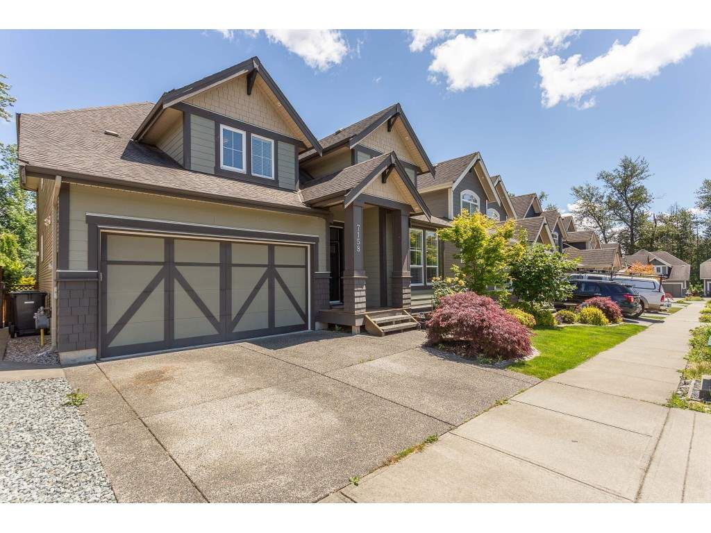 "Main Photo: 7158 209 Street in Langley: Willoughby Heights House for sale in ""Milner Heights"" : MLS®# R2377033"