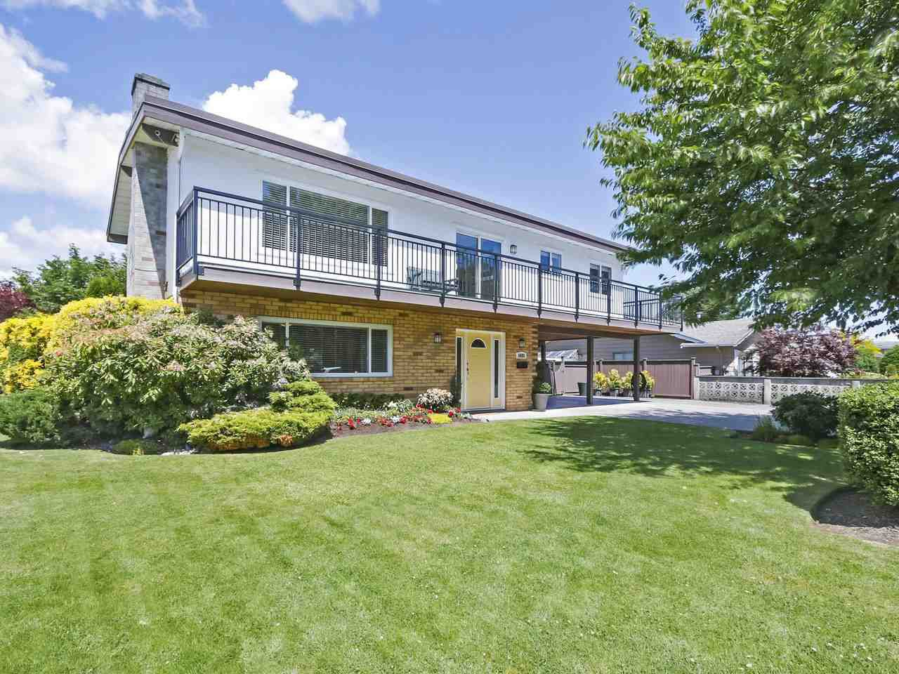 Main Photo: 5403 47 Avenue in Delta: Delta Manor House for sale (Ladner)  : MLS®# R2378999