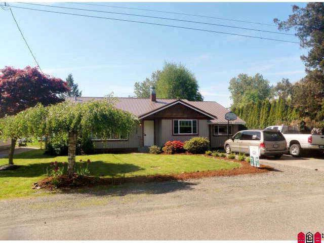 Main Photo: 42732 SOUTH SUMAS Road in Sardis: Greendale Chilliwack House for sale : MLS®# H1102019