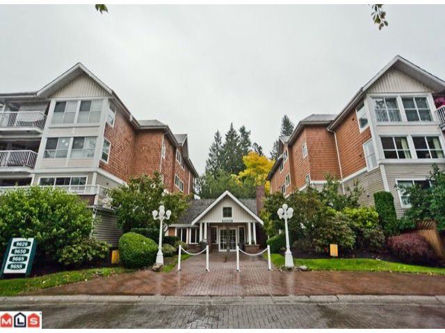 Main Photo: 210 9626 148TH Street in Surrey: Guildford Condo for sale (North Surrey)  : MLS®# F1122827