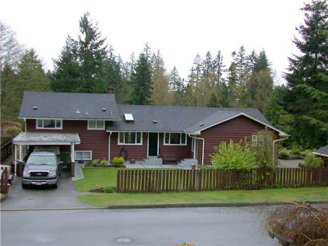 Main Photo: 802 HERITAGE Boulevard in North Vancouver: Seymour House for sale : MLS®# V952185