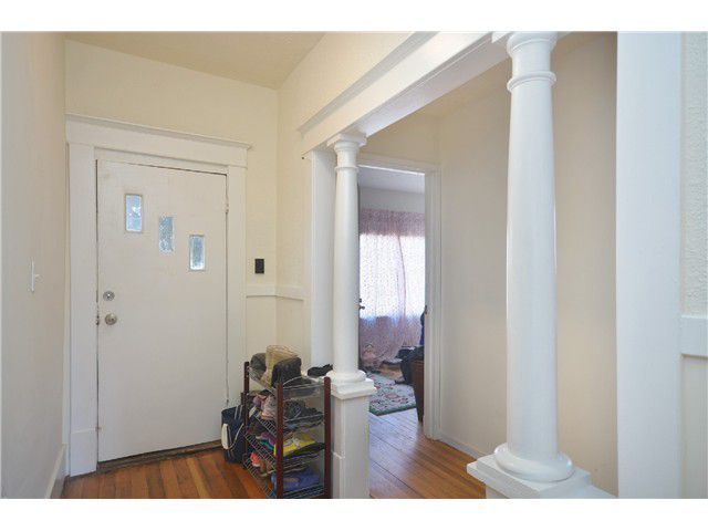 Photo 3: Photos: 1132 E 12TH AV in Vancouver: Mount Pleasant VE House for sale (Vancouver East)  : MLS®# V1023872