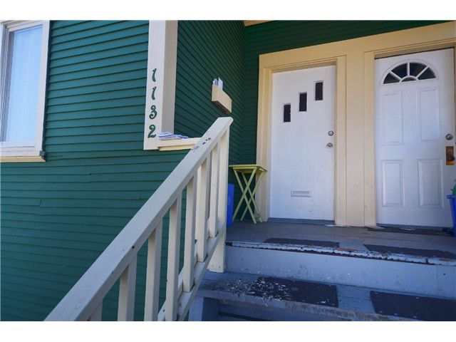 Photo 2: Photos: 1132 E 12TH AV in Vancouver: Mount Pleasant VE House for sale (Vancouver East)  : MLS®# V1023872