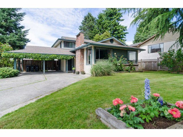 Main Photo: 12765 26B Avenue in Surrey: Crescent Bch Ocean Pk. House for sale (South Surrey White Rock)  : MLS®# F1415859