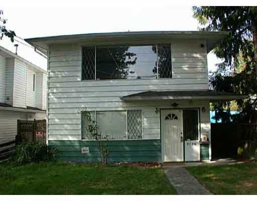 Main Photo: 3175 JERVIS ST in Port_Coquitlam: Central Pt Coquitlam House for sale (Port Coquitlam)  : MLS®# V362541