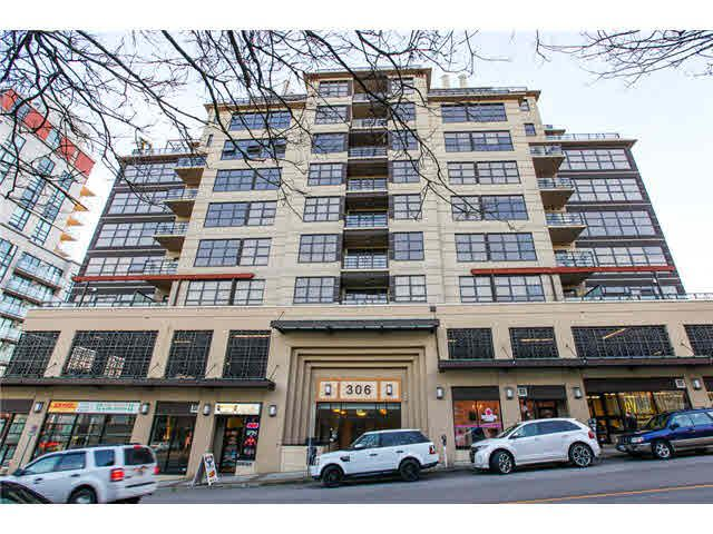 "Main Photo: 403 306 SIXTH Street in New Westminster: Uptown NW Condo for sale in ""AMADEO"" : MLS®# V1099884"