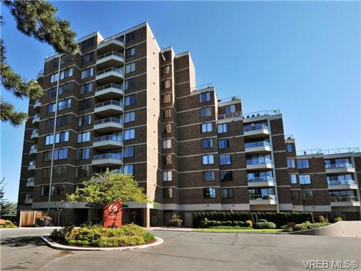 Main Photo: 213 225 Belleville Street in VICTORIA: Vi James Bay Condo Apartment for sale (Victoria)  : MLS®# 345926