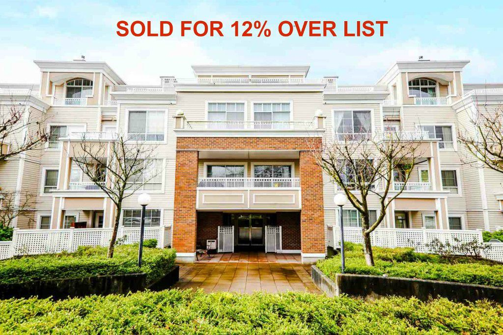 """Main Photo: 304 7117 ANTRIM Avenue in Burnaby: Metrotown Condo for sale in """"ANTRIM OAKS"""" (Burnaby South)  : MLS®# R2035869"""
