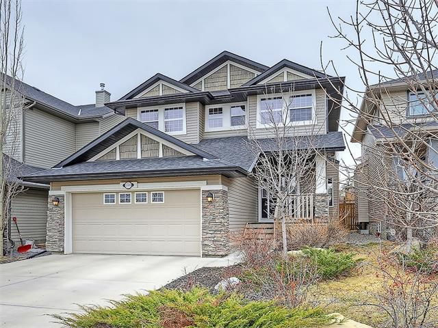 Main Photo: 12481 CRESTMONT Boulevard SW in Calgary: Crestmont House for sale : MLS®# C4054138