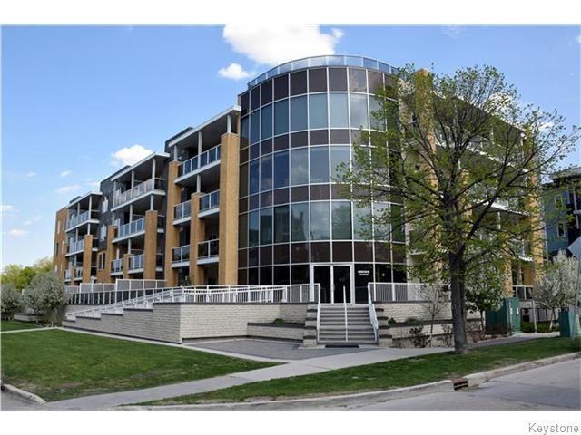 Main Photo: 760 Tache Avenue in Winnipeg: St Boniface Condominium for sale (2A)  : MLS®# 1614989