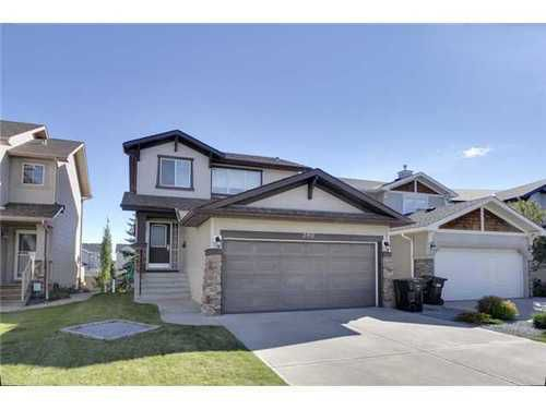 Main Photo: 290 COUGARSTONE Circle SW in Calgary: 2 Storey for sale : MLS®# C3586992