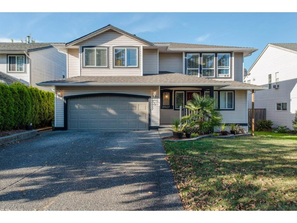 "Main Photo: 27027 27TH Avenue in Langley: Aldergrove Langley House for sale in ""Betty Gilbert Area"" : MLS®# R2107425"
