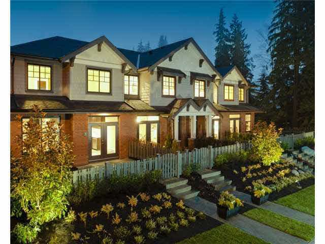 Main Photo: 22 3470 HIGHLAND DRIVE in : Burke Mountain Townhouse for sale : MLS®# V1052367