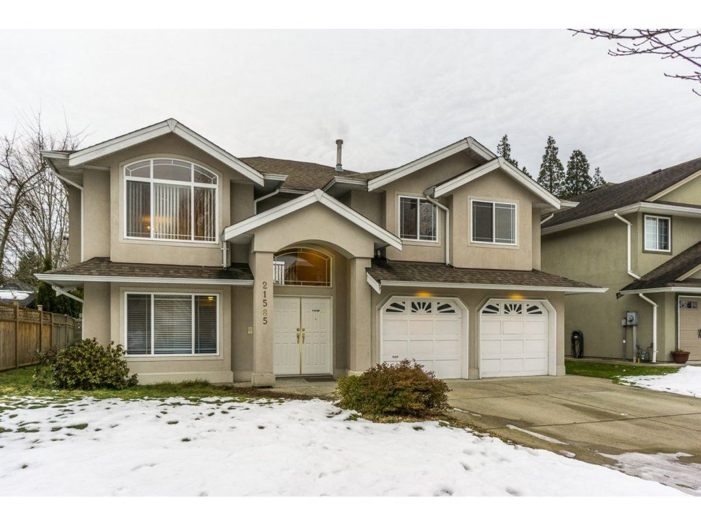 Main Photo: 21585 95A Avenue in Langley: Walnut Grove House for sale : MLS®# R2132168