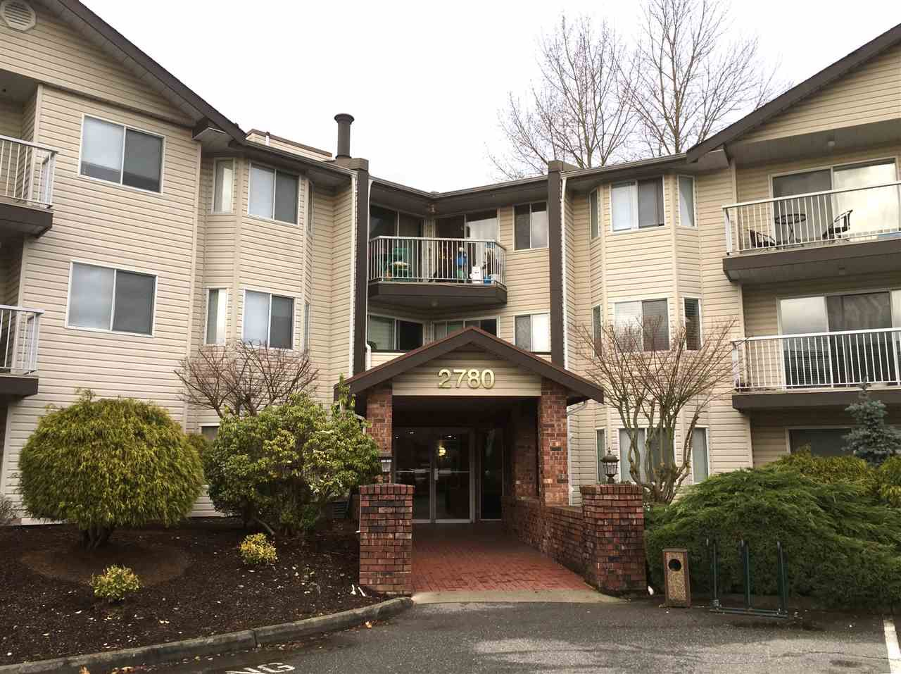 """Main Photo: 106 2780 WARE Street in Abbotsford: Central Abbotsford Condo for sale in """"Chelsea House"""" : MLS®# R2149005"""
