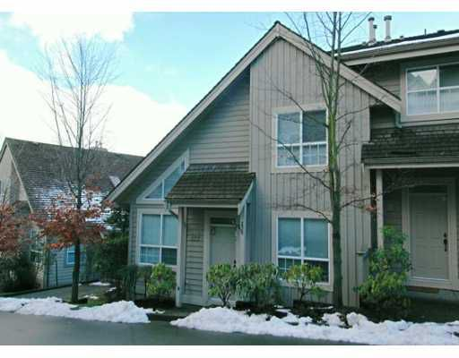 """Main Photo: 1465 PARKWAY Blvd in Coquitlam: Westwood Plateau Townhouse for sale in """"SILVER OAK"""" : MLS®# V625911"""