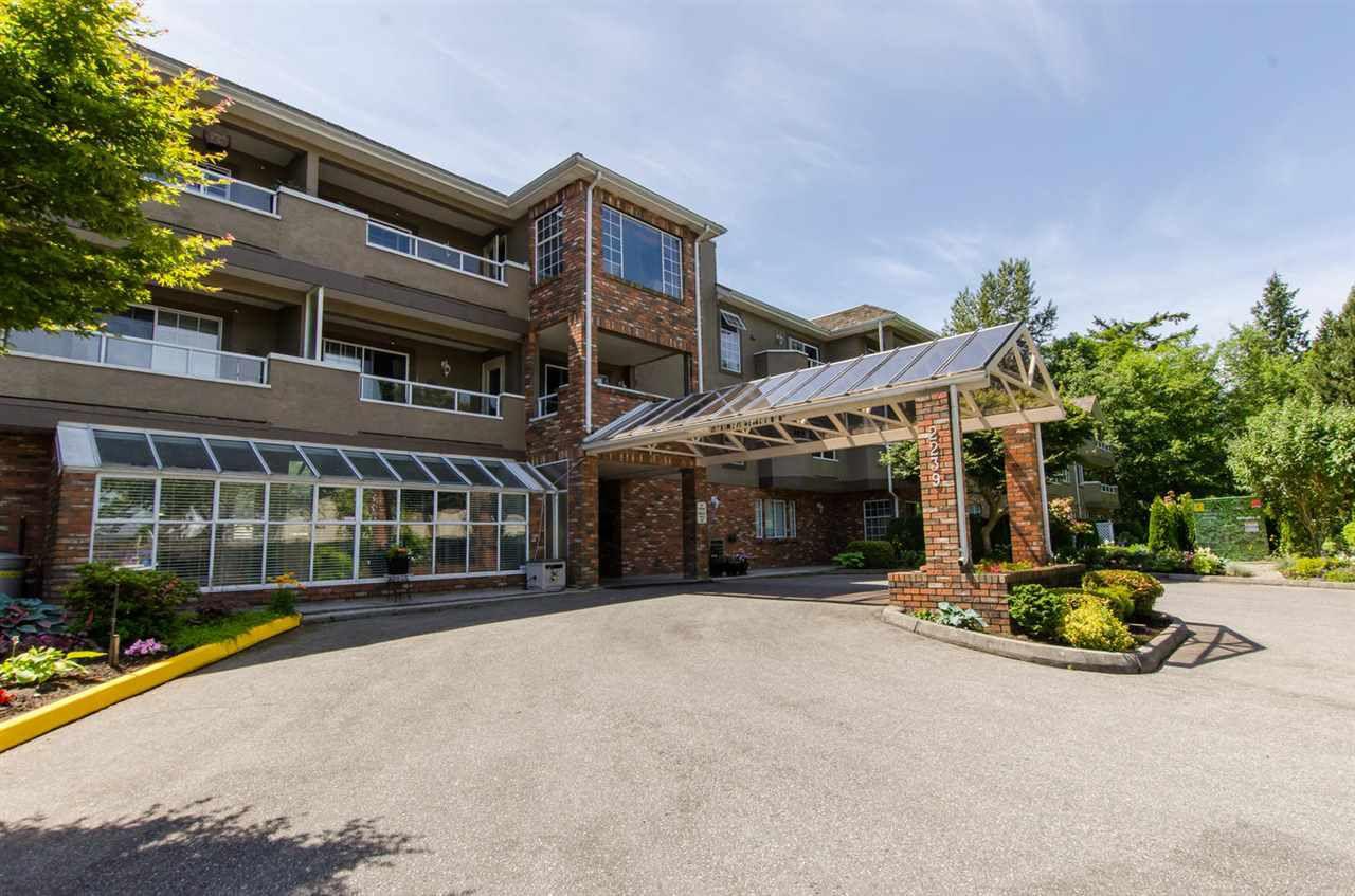 "Main Photo: 216 2239 152 Street in Surrey: Sunnyside Park Surrey Condo for sale in ""Semiahmoo Estates"" (South Surrey White Rock)  : MLS®# R2163990"