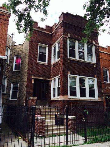 Main Photo: 2426 Tripp Avenue in CHICAGO: CHI - Hermosa Multi Family (2-4 Units) for sale ()  : MLS®# 09650590