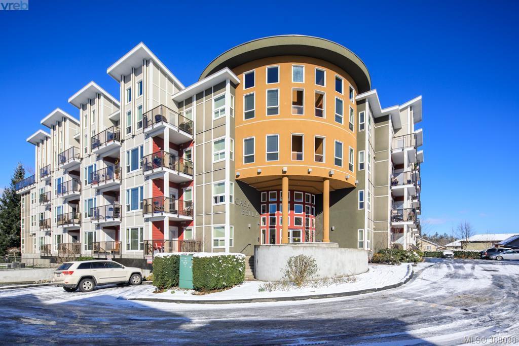 Main Photo: 208 866 Brock Avenue in VICTORIA: La Langford Proper Condo Apartment for sale (Langford)  : MLS®# 388038