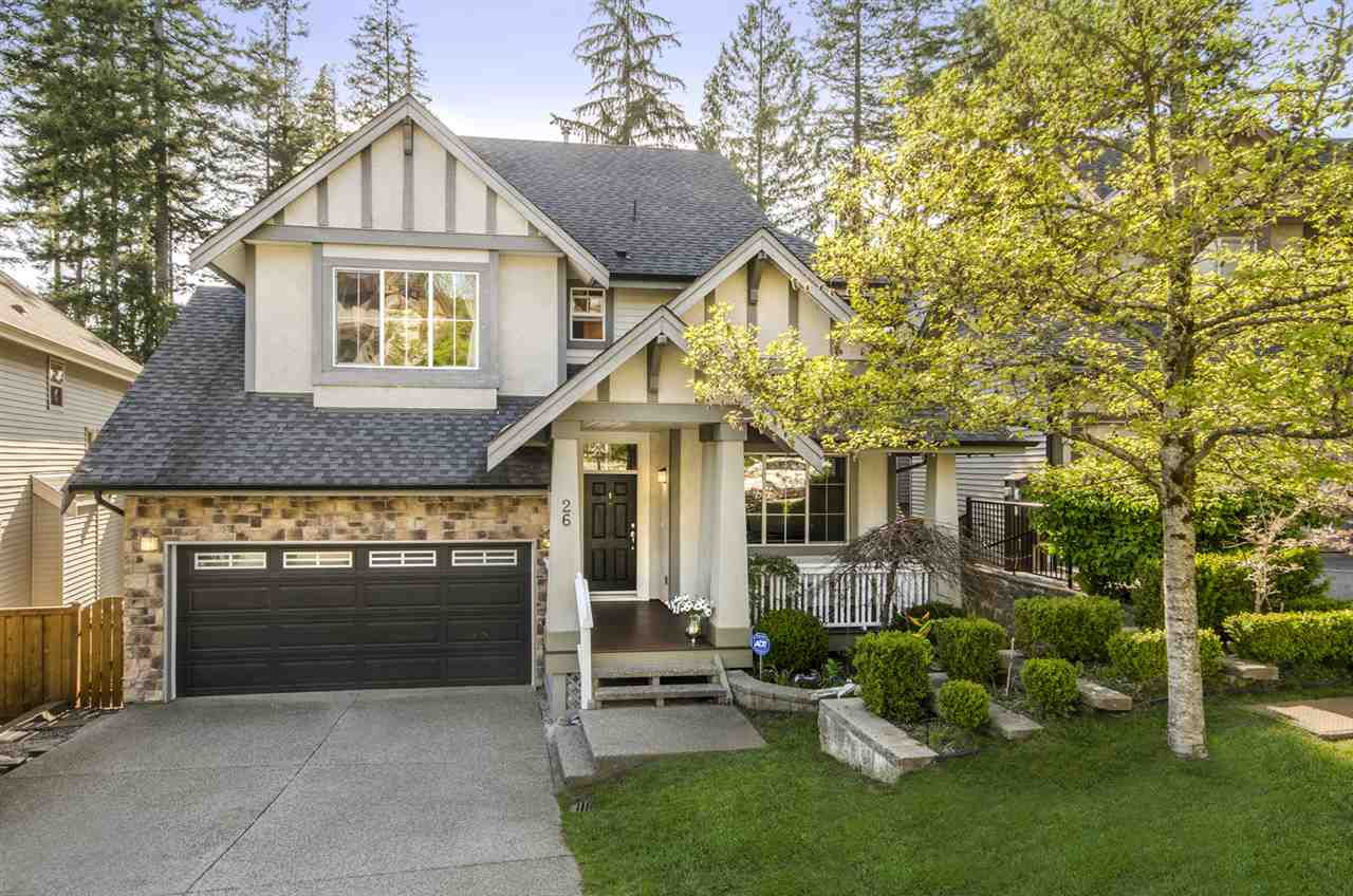 Main Photo: 26 HAWTHORN Drive in Port Moody: Heritage Woods PM House for sale : MLS®# R2264802