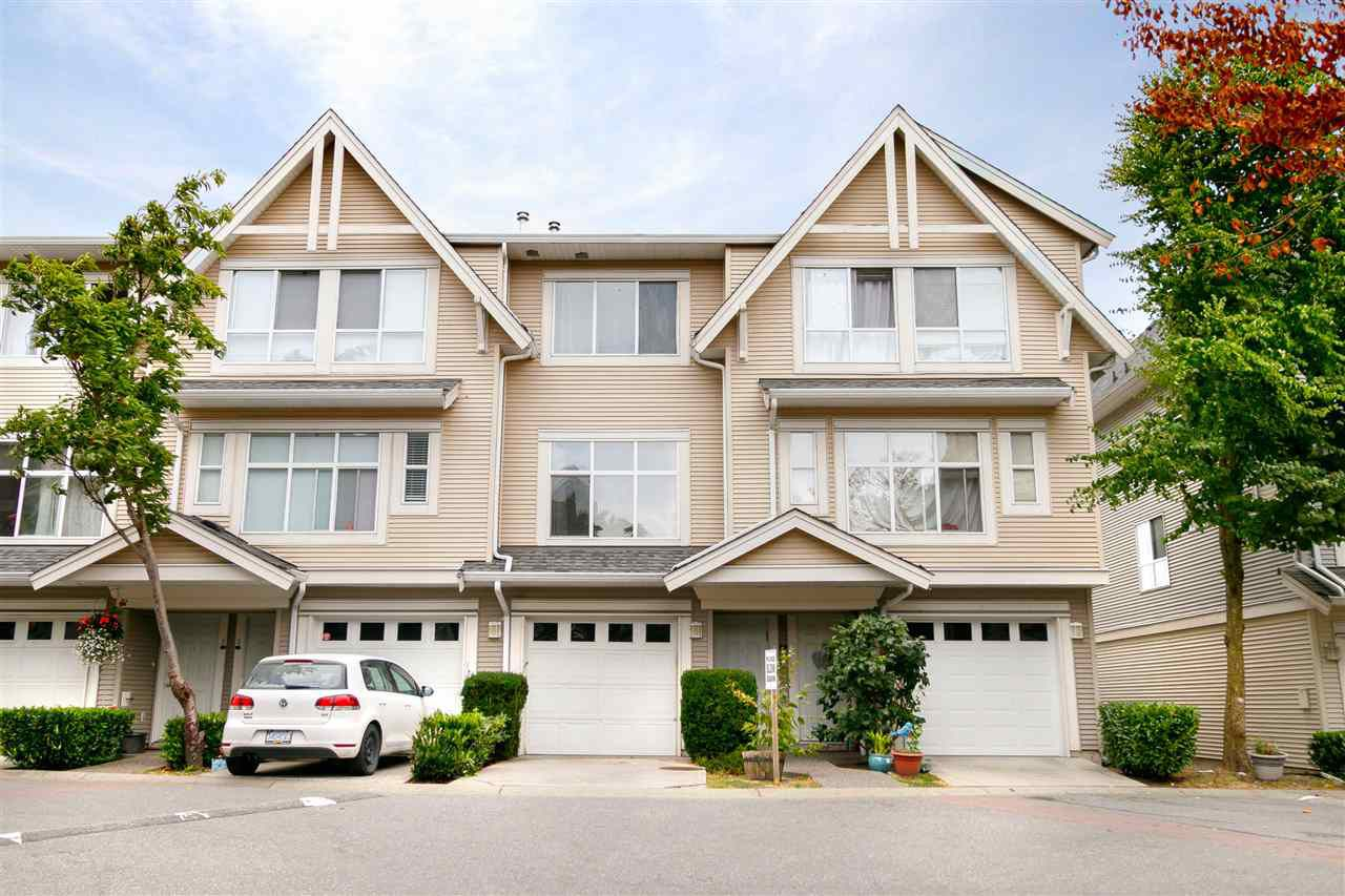 Main Photo: 4 6450 199 Street in Langley: Willoughby Heights Townhouse for sale : MLS®# R2316581