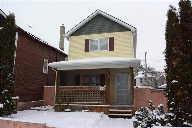 Main Photo: 280 Simcoe Street in Winnipeg: West End Residential for sale (5A)  : MLS®# 1900148