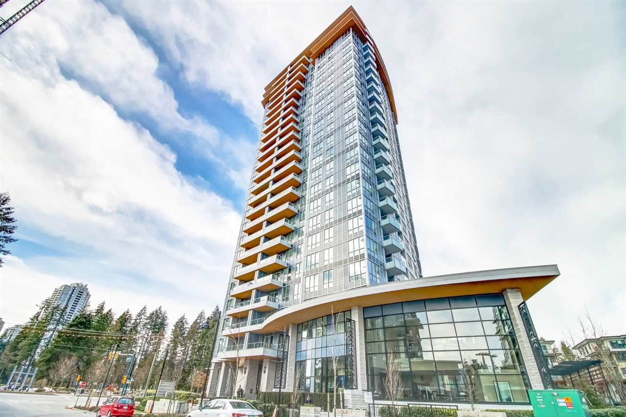 Main Photo: 1106 3093 WINDSOR Gate in Coquitlam: New Horizons Condo for sale : MLS®# R2345780