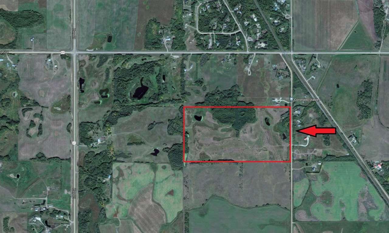 Main Photo: 50302 RR 230: Rural Leduc County Rural Land/Vacant Lot for sale : MLS®# E4149351