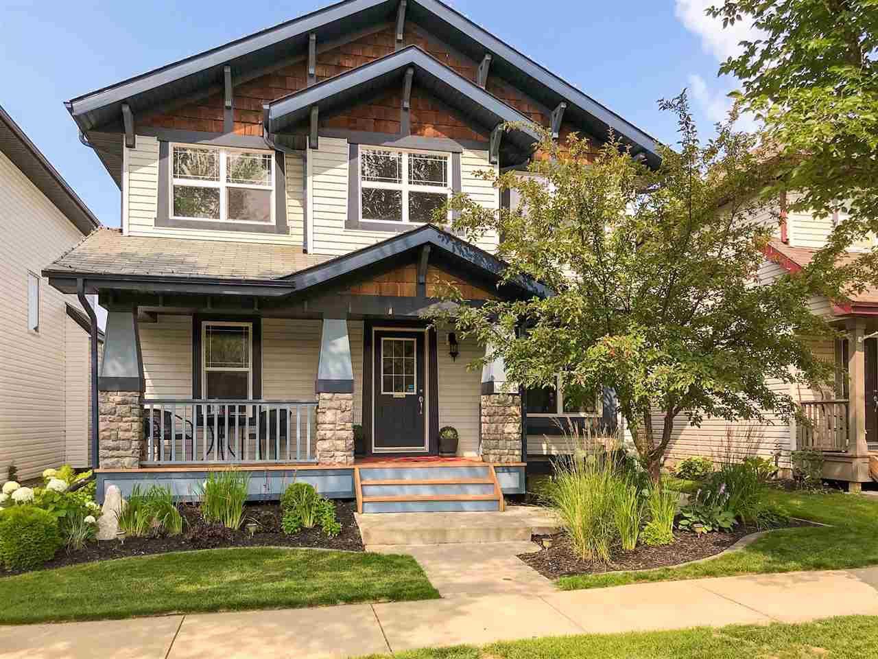 Main Photo: 1818 Towne Center Boulevard in Edmonton: Zone 14 House for sale : MLS®# E4154173