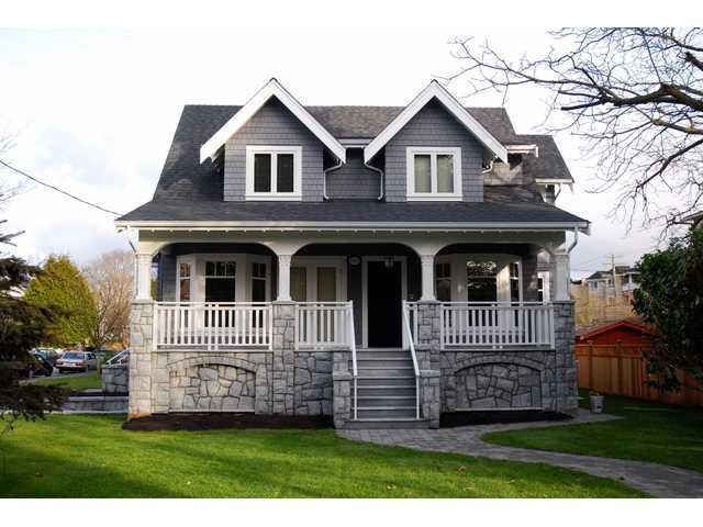 Main Photo: 1904 WATERLOO Street in Vancouver: Kitsilano House 1/2 Duplex for sale (Vancouver West)  : MLS®# V869250