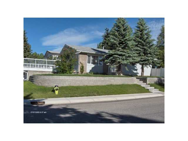 Main Photo: 6603 DALCROFT Hill NW in CALGARY: Dalhousie Residential Detached Single Family for sale (Calgary)  : MLS®# C3610133