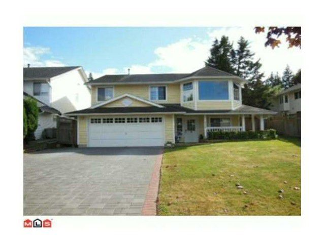 Main Photo: 21558 93A Avenue in Langley: Walnut Grove House for sale : MLS®# F1413827