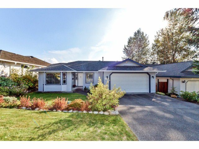 Main Photo: 32360 W BOBCAT Drive in Mission: Mission BC House for sale : MLS®# F1424371