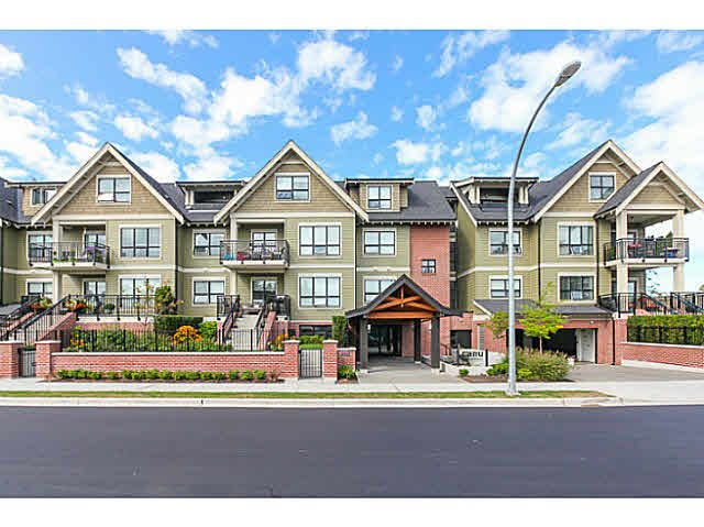 """Main Photo: 306 4689 52A Street in Ladner: Delta Manor Condo for sale in """"CANU"""" : MLS®# V1102897"""
