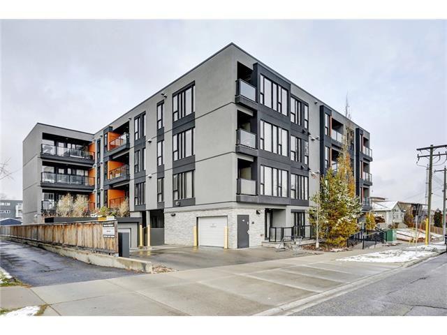 Main Photo: 302 414 MEREDITH Road NE in Calgary: Crescent Heights Condo for sale : MLS®# C4039289