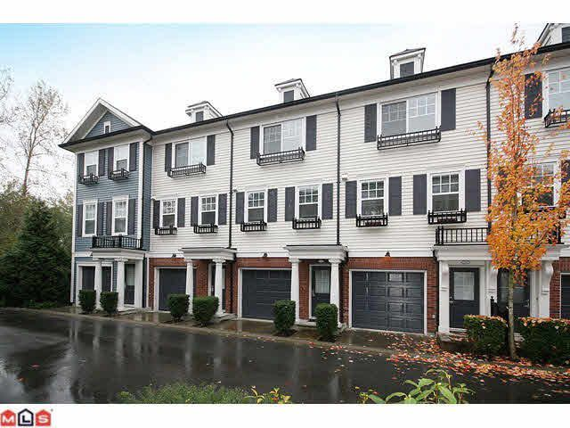 "Main Photo: 21 18983 72A Avenue in Surrey: Clayton Townhouse for sale in ""KEW"" (Cloverdale)  : MLS®# R2043530"