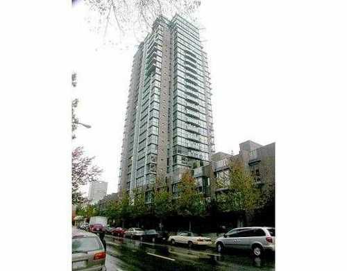 Main Photo: 2508 1068 HORNBY Street in Vancouver West: Downtown VW Home for sale ()  : MLS®# V659958